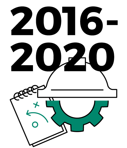 2016-2020 | Planung und Umbau