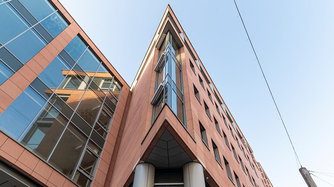 Bild: TRIANGEL Open Space Gebäude
