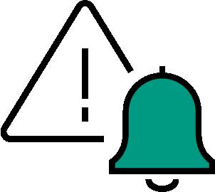 Icon: Corona Hinweis